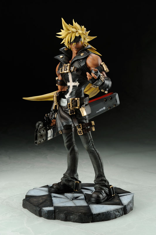 GUILTY GEAR Xrd -SIGN- Sol Badguy Color 4 1/8 Complete Figure(Pre-order)GUILTY GEAR Xrd -SIGN- ソル=バッドガイColor 4 1/8 完成品フィギュアScale Figure