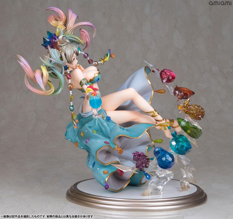 GRANBLUE FANTASY - De La Fille 1/8 Complete Figure(Pre-order)グランブルーファンタジー レ・フィーエ 1/8 完成品フィギュアScale Figure