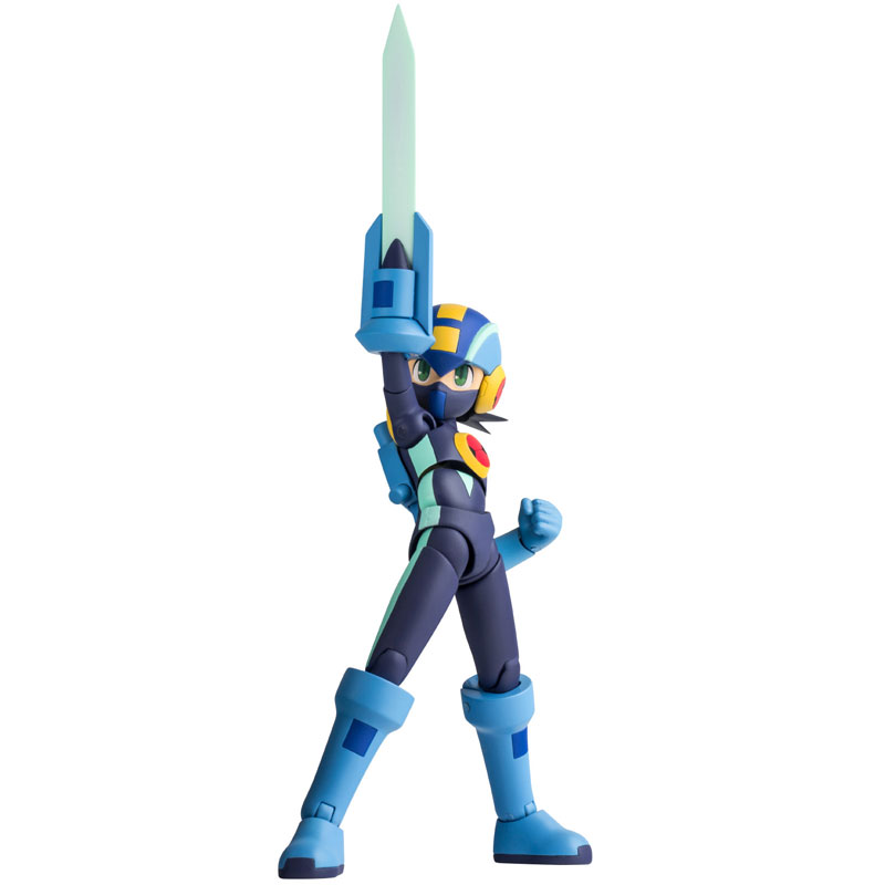 4 Inch Nel - Mega Man Battle Network(Pre-order)4インチネル ロックマン エグゼScale Figure