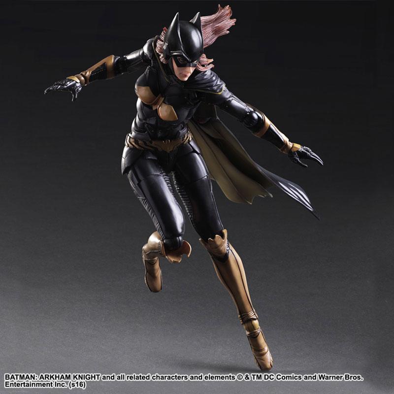 Play Arts Kai - Batman Arkham Knight: Batgirl(Pre-order)プレイアーツ改 バットマン アーカムナイト バットガールScale Figure
