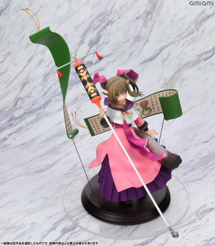 Utawarerumono: Itsuwari no Kamen - Nekone 1/7 Complete Figure(Pre-order)うたわれるもの 偽りの仮面 ネコネ 1/7 完成品フィギュアScale Figure