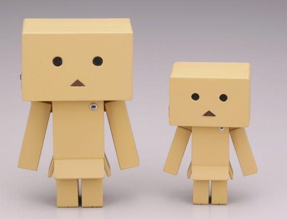 Yotsuba &! - Collect Danboard & Capsule Danboard [Normal Set](Pre-order)よつばと! コレクトダンボー&カプセルダンボー[ノーマルセット]Scale Figure