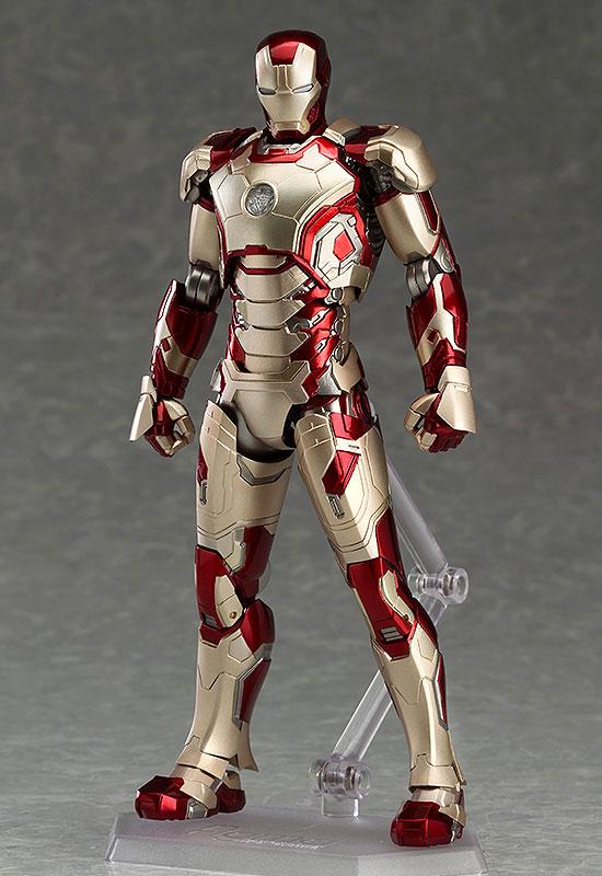figma - Iron Man 3: Iron Man Mark 2(Pre-order)figma アイアンマン3 アイアンマン・マーク42Figma