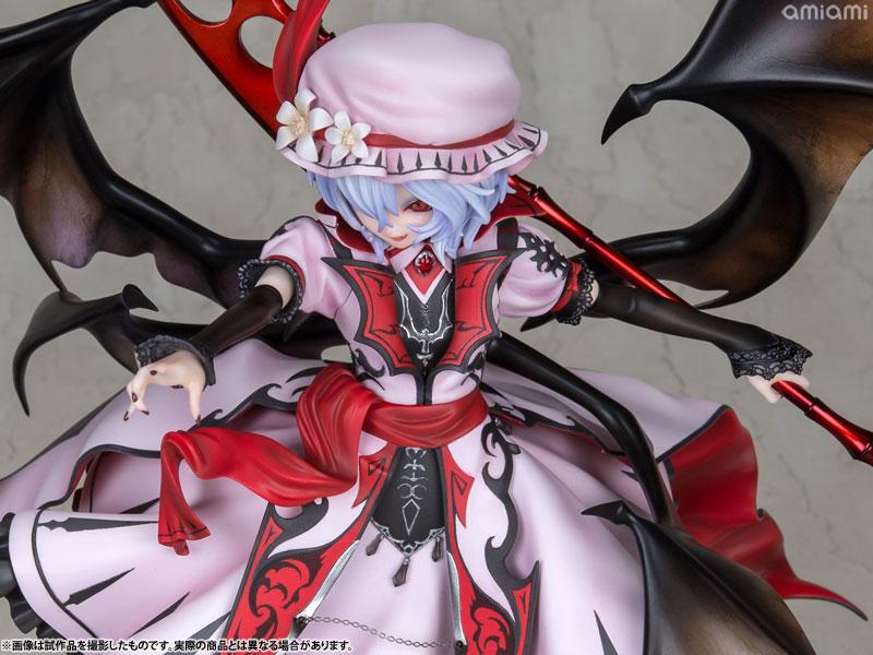 Touhou Project - Remilia Scarlet [Koumajou Densetsu Ver.] 1/8 Complete Figure(Pre-order)東方Project レミリア・スカーレット[紅魔城伝説版] 1/8 完成品フィギュアScale Figure