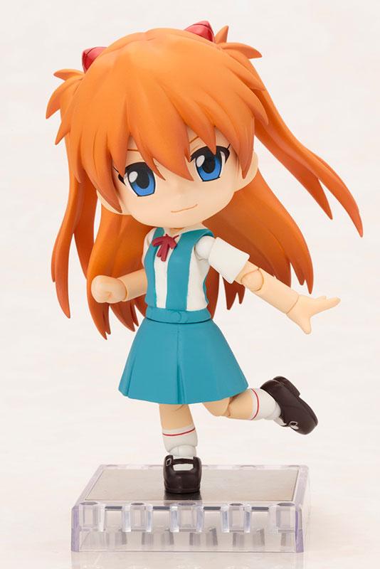 Cu-poche - Rebuild of Evangelion: Asuka Langley Shikinami Posable Figure(Pre-order)キューポッシュ ヱヴァンゲリヲン新劇場版 式波・アスカ・ラングレー 可動フィギュアNendoroid