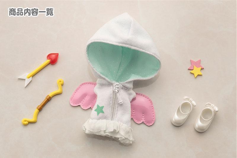 Cu-poche Extra - Angel Parka Set(Pre-order)キューポッシュえくすとら えんじぇるパーカーせっとNendoroid