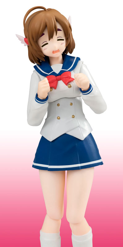 S.H. Figuarts - Hane Sakura (Uniform) & CB400 SUPER FOUR