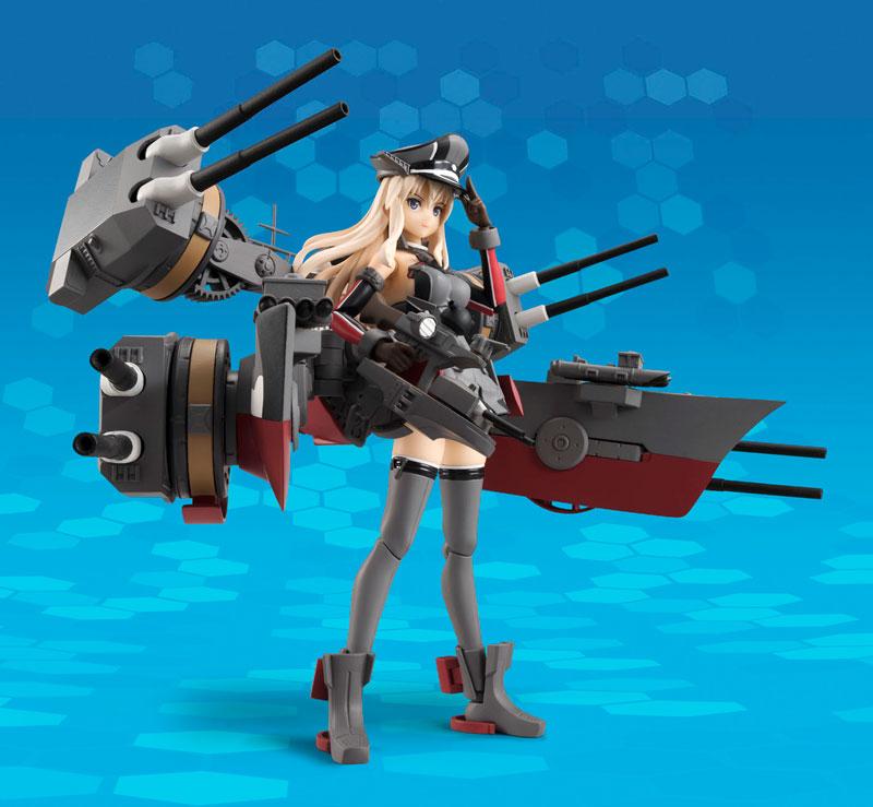 アーマーガールズプロジェクト 艦これ Bismarck drei 『艦隊これくしょん-艦これ-』[バンダイ]《08月予約》