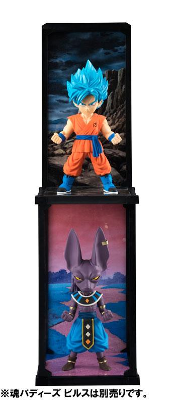 Tamashii Buddies - Super Saiyan God SS (Super Saiyan) Son Goku