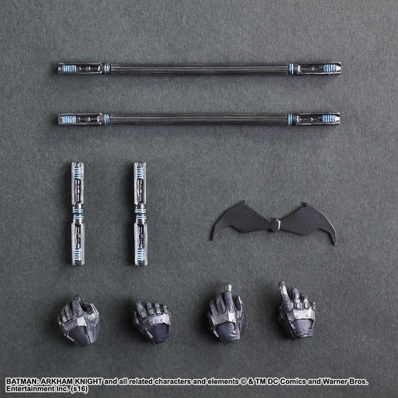 Play Arts Kai - Batman Arkham Knight: Night Wing(Pre-order)プレイアーツ改 バットマン アーカムナイト ナイトウイングScale Figure