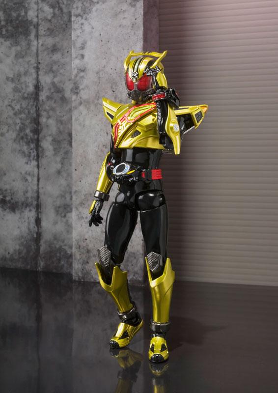 S.H. Figuarts - Kamen Rider Drive Gold Drive(Pre-order)S.H.フィギュアーツ 仮面ライダードライブ ゴルドドライブScale Figure