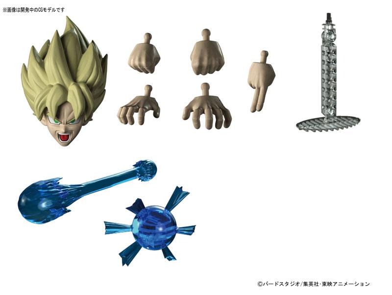 Figure-rise Standard - Dragon Ball: Super Saiyan Son Goku Plastic Model(Pre-order)フィギュアライズ スタンダード ドラゴンボール 超サイヤ人孫悟空 プラモデルScale Figure