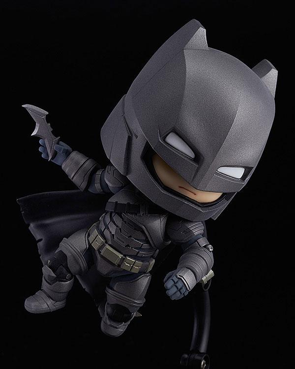 Nendoroid - Batman vs Superman Dawn of Justice: Batman Justice Edition(Pre-order)ねんどろいど バットマン vs スーパーマン ジャスティスの誕生 バットマン ジャスティス・エディションNendoroid