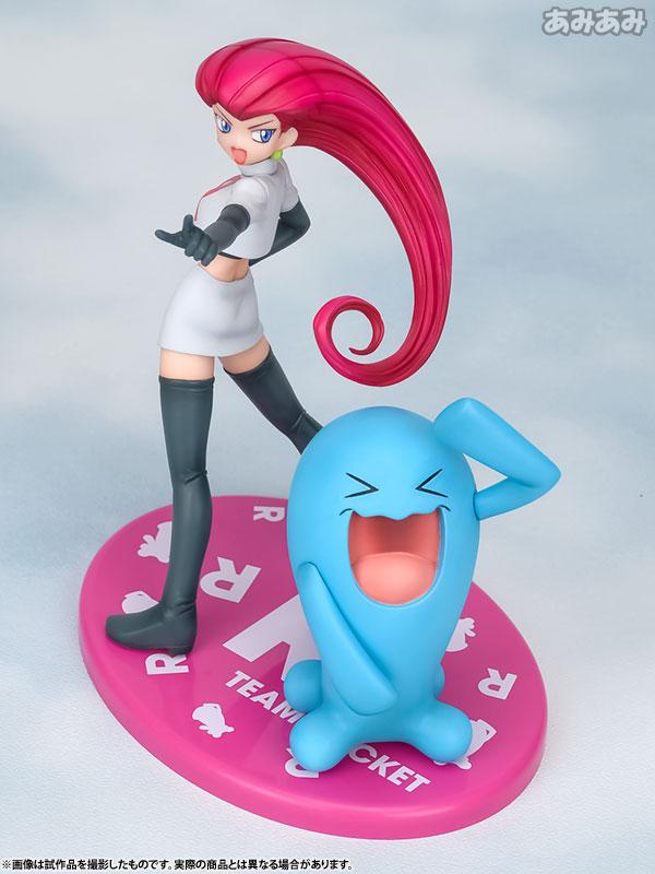 G.E.M. Series - Pokemon: Musashi & Wobbuffet Complete Figure(Pre-order)G.E.M.シリーズ ポケットモンスター ムサシ&ソーナンス 完成品フィギュアScale Figure