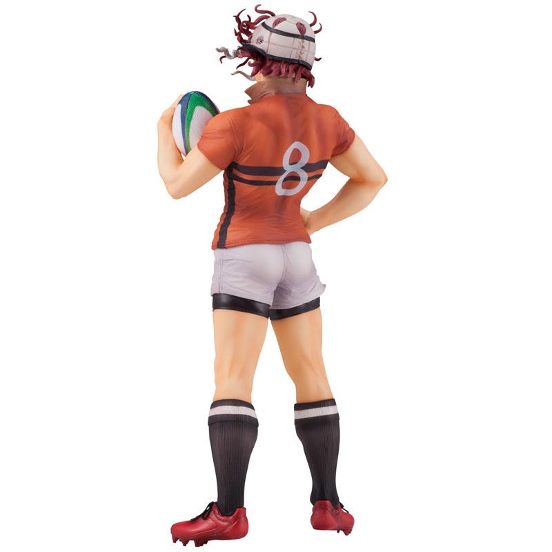 mensHdge technical statue No.25 ALL OUT!! - Takuya Sekizan Complete Figure(Pre-order)mensHdge technical statue No.25 ALL OUT!! 赤山濯也 完成品フィギュアScale Figure
