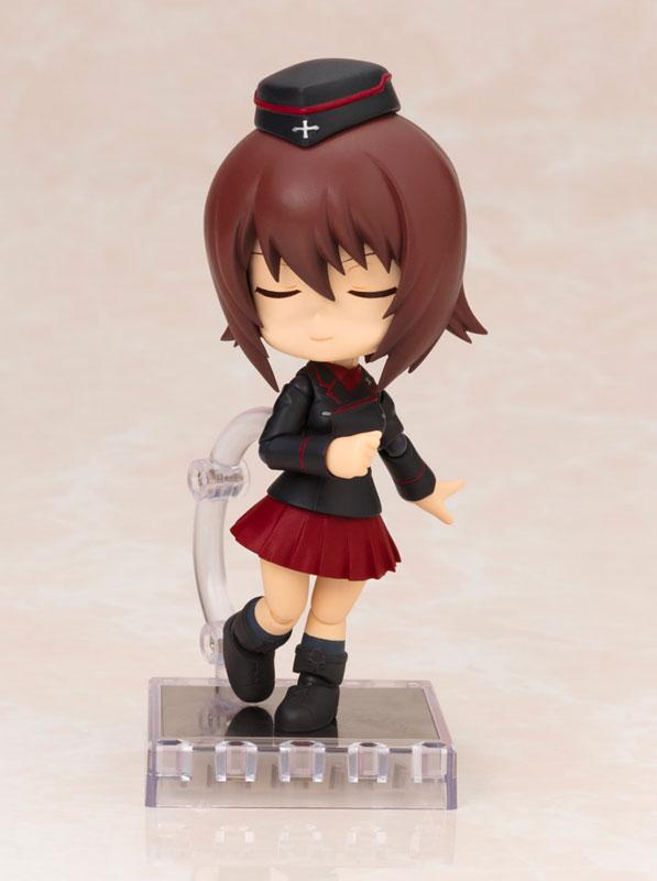 Cu-poche Girls und Panzer Maho Nishizumi Posable Figure(Pre-order)キューポッシュ ガールズ&パンツァー 西住まほ 可動フィギュアNendoroid