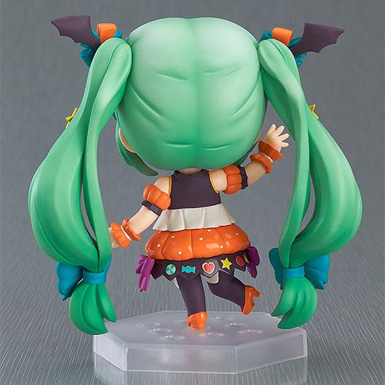 Nendoroid Co-de - SEGA feat. HATSUNE MIKU Project Miku Hatsune Sweet Pumpkin Co-de(Pre-order)ねんどろいどこ~で SEGA feat. HATSUNE MIKU Project 初音ミク スイートパンプキンコーデNendoroid