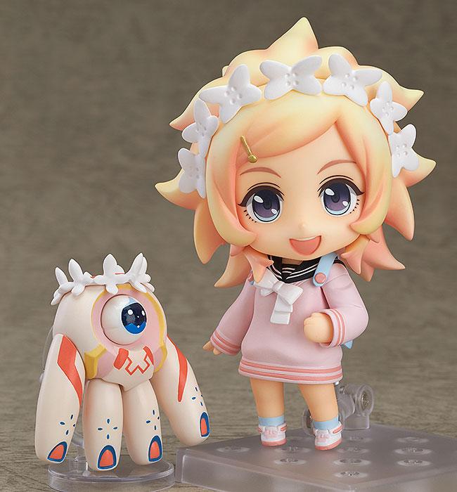 Nendoroid - Bubuki Buranki: Kogane Asabuki + Migite-chan Set(Pre-order)ねんどろいど ブブキ・ブランキ 朝吹黄金+右手ちゃんセットNendoroid
