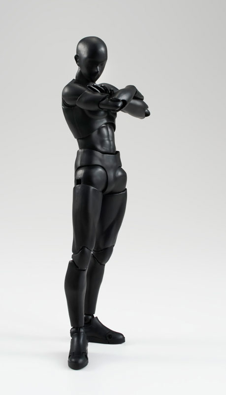 S.H. Figuarts - Body-kun (Solid black Color Ver.)(Pre-order)S.H.フィギュアーツ ボディくん(Solid black Color Ver.)Scale Figure