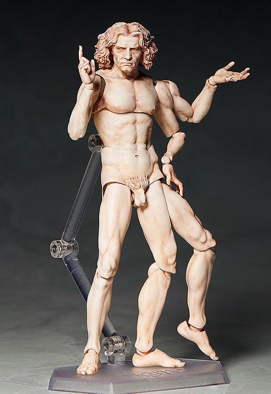 figma - The Table Museum: Vitruvian Man(Pre-order)figma テーブル美術館 ウィトルウィウス的人体図Figma