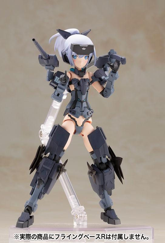 Frame Arms Girl - Jinrai Indigo Ver. Plastic Model(Pre-order)フレームアームズ・ガール 迅雷 Indigo Ver. プラモデルScale Figure