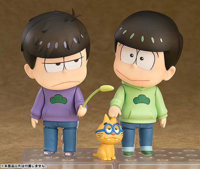Nendoroid - Osomatsu-san: Choromatsu Matsuno(Pre-order)ねんどろいど おそ松さん 松野チョロ松Nendoroid