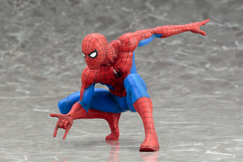 ARTFX+ - The Amazing Spider-Man MARVEL NOW! 1/10 Easy Assembly Kit(Pre-order)ARTFX+ ジ・アメイジング スパイダーマン MARVEL NOW! 1/10 簡易組立キットScale Figure