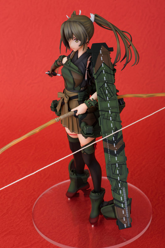 Kantai Collection -Kan Colle- Zuikaku Kai Ni 1/7 Complete Figure(Pre-order)艦隊これくしょん -艦これ- 瑞鶴改二 1/7 完成品フィギュアScale Figure