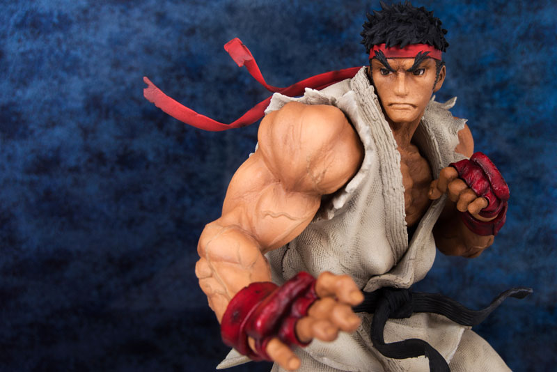 STREET FIGHTER III 3rd STRIKE - Fighters Legendary Ryu 1/8 Complete Figure (Milestone Limited Distribution)(Pre-order)STREET FIGHTER III 3rd STRIKE Fighters Legendary リュウ 1/8 完成品フィギュア(マイルストン流通限定)Scale Figure
