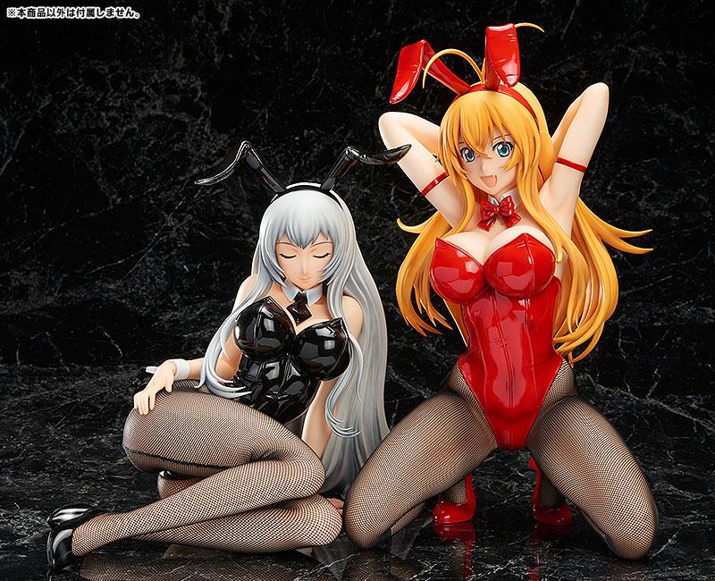 Ikkitousen Extravaganza Epoch - Hakufu Sonsaku Bunny Ver. 1/4 Complete Figure(Pre-order)B-STYLE 一騎当千 Extravaganza Epoch 孫策伯符 バニーVer. 1/4 完成品フィギュアScale Figure