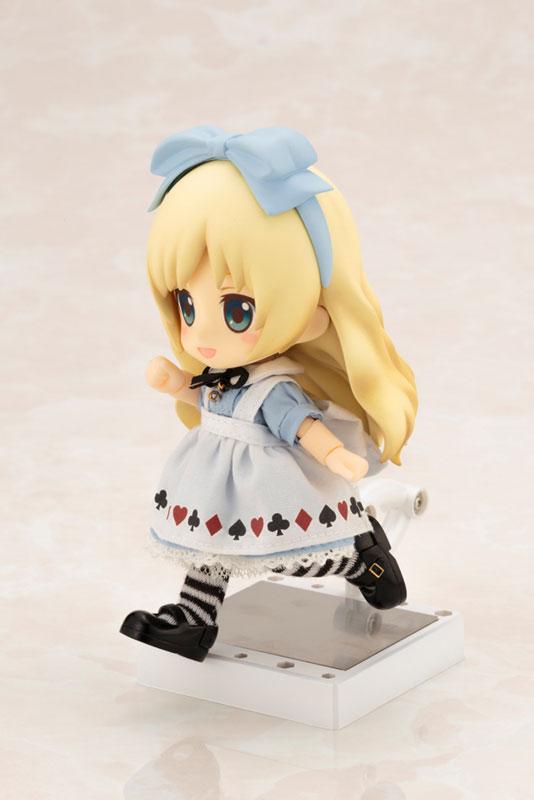 Cu-poche Friends - Alice Posable Figure(Pre-order)キューポッシュフレンズ アリス-Alice- 可動フィギュアNendoroid