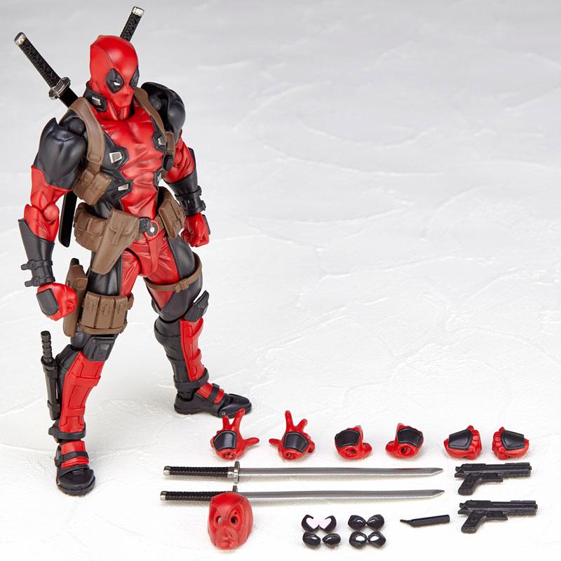 Amazing Yamaguchi No.001 Deadpool(Pre-order)アメイジング・ヤマグチ No.001 デッドプールScale Figure