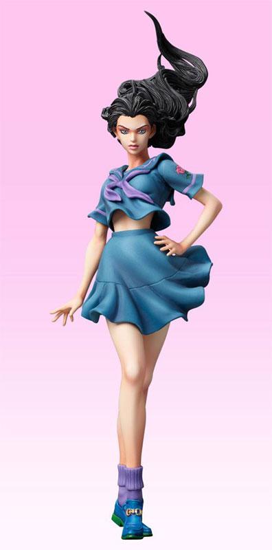 Statue Legend - JoJo's Bizarre Adventure Part.IV 16. Yukako Yamagishi (Sculpt & Color Supervised by Hirohiko Araki)(Pre-order)スタチューレジェンド ジョジョの奇妙な冒険 第四部 16.山岸由花子 <原型・彩色監修/荒木飛呂彦>Scale Figure