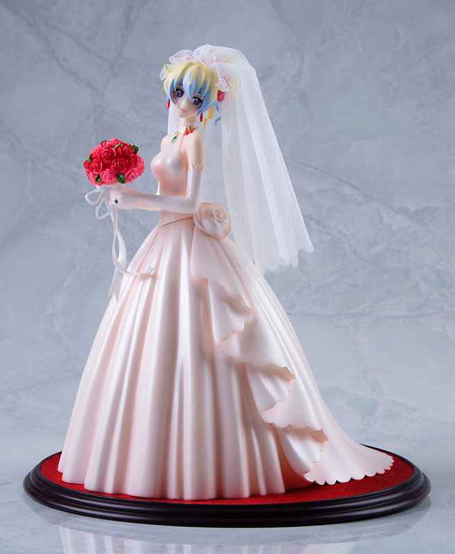 Gurren Lagann - Nia Teppelin Wedding Dress Ver. 1/8 Complete Figure (Milestone Limited Distribution)(Pre-order)天元突破グレンラガン ニア・テッペリン ウエディングドレスVer. 1/8 完成品フィギュア(マイルストン流通限定)Scale Figure