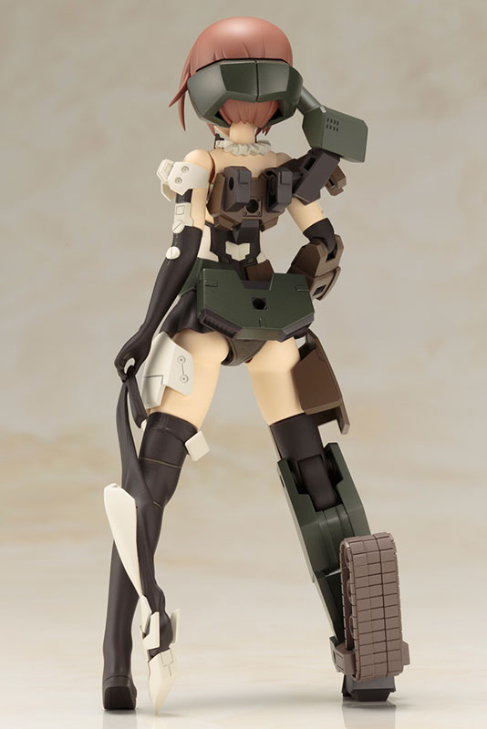 Frame Arms Girl - Gourai Type 10 Ver. [with LittleArmory] Plastic Model(Pre-order)フレームアームズ・ガール 轟雷 10式 Ver. [with LittleArmory] プラモデルScale Figure