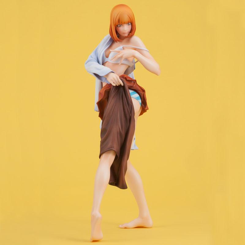 Hdge technical statue No.14 Prison School - Hana Midorikawa Complete Figure(Pre-order)Hdge technical statue No.14 監獄学園 プリズンスクール 緑川花 完成品フィギュアScale Figure