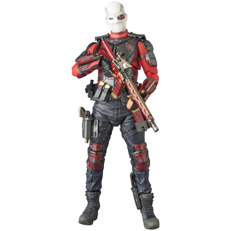 MAFEX No.038 MAFEX - DEADSHOT from