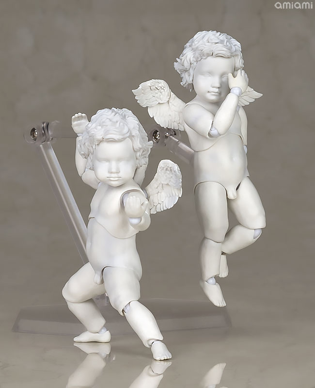 figma - The Table Museum: Angel Statues(Pre-order)figma テーブル美術館 天使像Figma
