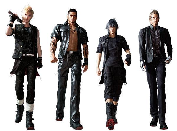 Character Design Final Fantasy Xv : Amiami character hobby shop bonus xboxone final