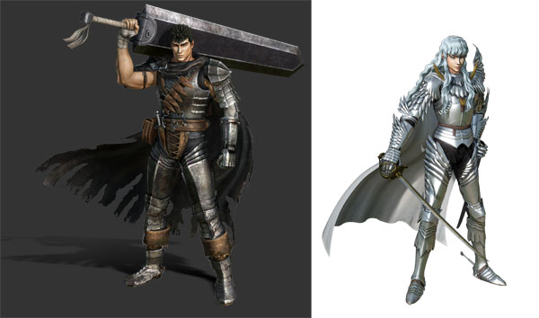 PS4 Berserk Musou Regular Edition(Pre-order)PS4 ベルセルク無双 通常版Accessory