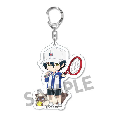 Pic-Lil! The New Prince of Tennis Trading Acrylic Keychain Seigaku 5Pack BOX(Pre-order)ぴくりる! 新テニスの王子様 トレーディングアクリルキーホルダー 青学(せいがく) 5個入りBOXAccessory