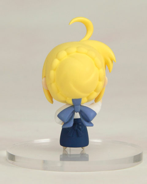 Fate/Grand Order - GudaGuda Figure Strap: Blue Saber(Pre-order)Fate/Grand Order ぐだぐだフィギュアストラップ 青セイバーAccessory