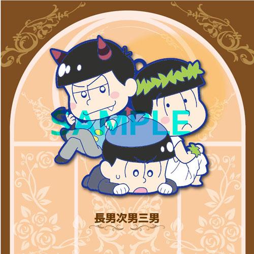 Toy'sworks Collection Niitengomu! - Osomatsu-san Part.2 8Pack BOX(Pre-order)トイズワークスコレクションにいてんごむっ! おそ松さん そのに 8個入りBOXAccessory