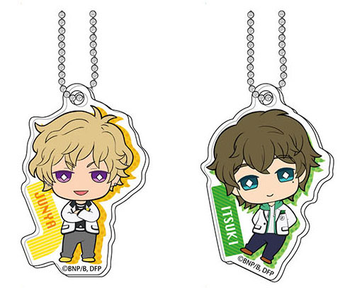 Mini Acrylic Keychain - Dream-fes!!!!!! 10Pack BOX(Pre-order)ミニアクリルキーホルダー ドリフェス!!!!!! 10個入りBOXAccessory