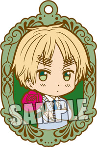 Hetalia The Beautiful World - Trading Rubber Strap 12Pack BOX(Pre-order)ヘタリア The Beautiful World トレーディングラバーストラップ 12個入りBOXAccessory
