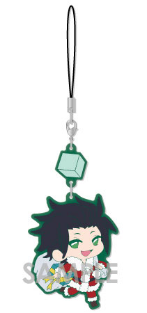 World Trigger - Chara Yura Rubber Strap 6Pack BOX(Pre-order)ワールドトリガー キャラゆらラバーストラップ 6個入りBOXAccessory