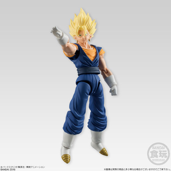 SHODO - Dragon Ball Vol.3 6Pack BOX (CANDY TOY, Tentative Name)(Pre-order)掌動 ドラゴンボール 第3弾 6個入りBOX (食玩・仮称)Accessory