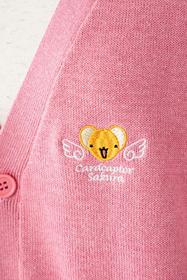 Cardcaptor Sakura Image Cardigan(Pre-order)カードキャプターさくら イメージカーディガンAccessory