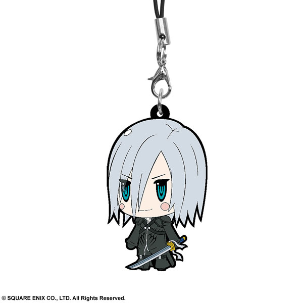 FINAL FANTASY Trading Rubber Strap Vol.7 6Pack BOX(Pre-order)FINAL FANTASY トレーディングラバーストラップ Vol.7 6個入りBOXAccessory