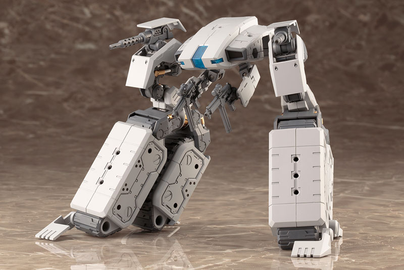 M.S.G Modeling Support Goods - Gigantic Arms 03 Moveable Crawler(Pre-order)M.S.G モデリングサポートグッズ ギガンティックアームズ03 ムーバブルクローラーAccessory